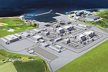 Funding deal expected for Wylfa Newydd nuclear plant