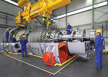 Siemens receives first H-class gas turbine order from China