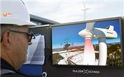 AI and drones to inspect 1,250 wind turbines