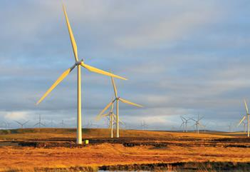 Coriolis and ESB granted approval for 24MW Scottish wind farm
