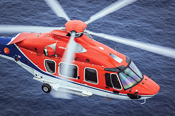 NHV wins helicopter services contract for Beatrice wind farm
