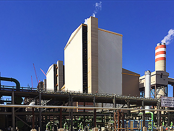 MHPS delivers first boiler for 4.8GW South Africa coal-fired plant