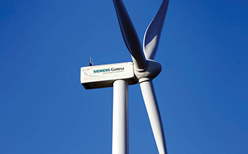 Siemens to supply turbines to 4 Spanish wind farms