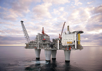 Aker Solutions awarded Troll topside contract