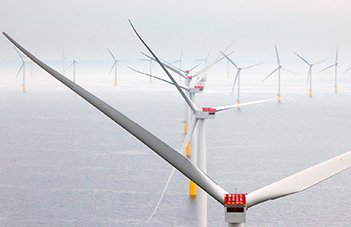 Ørsted files for 2.4GW Hornsea 3 UK offshore wind farm approval