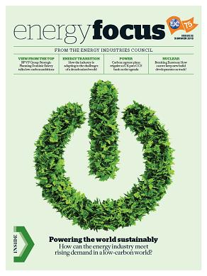 Energy Focus – the EIC's quarterly industry magazine