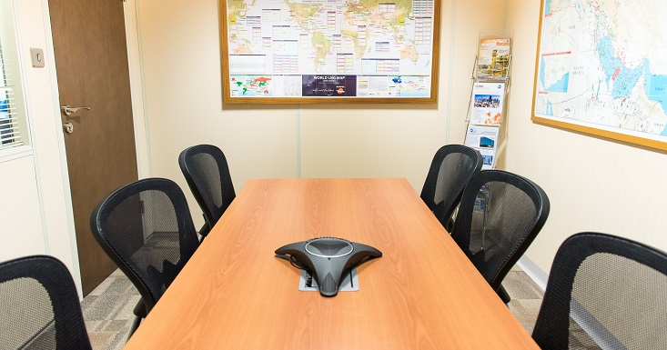 EIC Global and Primary members have full access to our meeting room facilities in our Dubai office