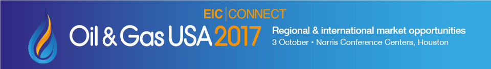EIC Connect Oil & Gas USA 2017 banner