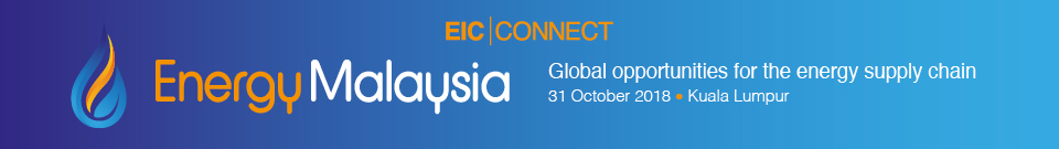 EIC Connect Oil & Gas Malaysia 2018 banner