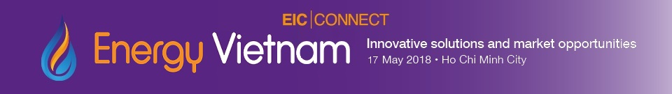 EIC Connect Oil & Gas Vietnam 2018 banner