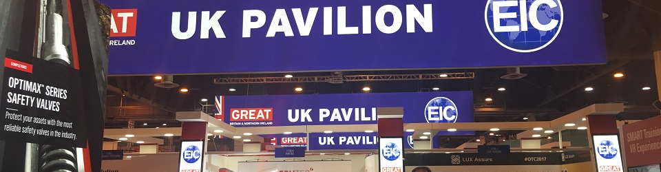 Exhibition Stand Builders Aberdeen : Join the eic s uk pavilion at leading global exhibitions
