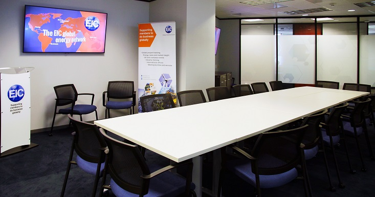 EIC Global members have full access to our meeting and conference facilities in our Houston office