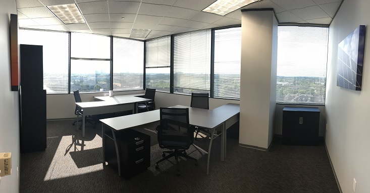 Find out more about our serviced offices in Houston available to rent